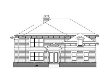 2-Story Luxury Home, 061H-0111