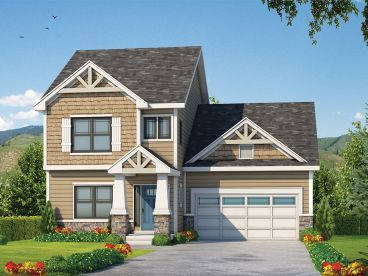 Multi-Generational House Plan, 031H-0358