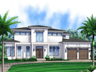 Sunbelt House Plan, 069H-0011