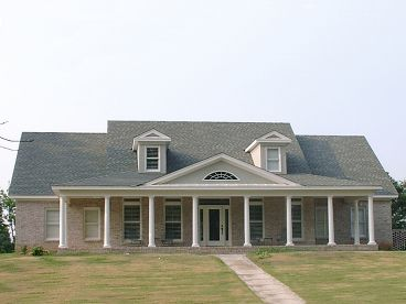 Southern House Plan Photo, 073H-0016