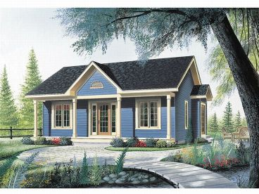 Vacation Cottage Home, 027H-0120