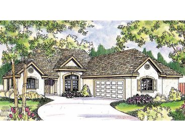 Sunbelt House Plan, 051H-0201