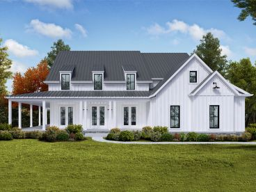 Country House Plan, 084H-0005