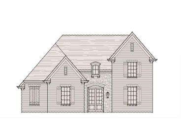Family Home Plan, 061H-0086