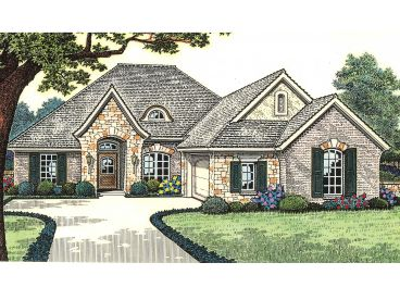 Small House Plan, 002H-0022