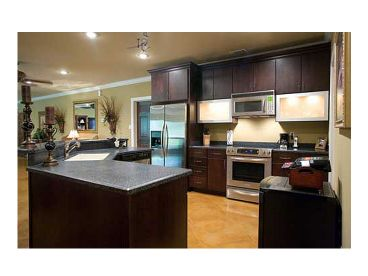 Lower Level Kitchen, 025H-0169