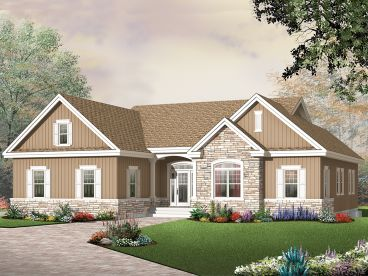 European Home Plan, 027H-0376
