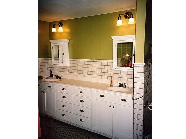 Master Bathroom Photo, 034H-0203