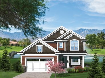 Affordable Home Plan, 020H-0273