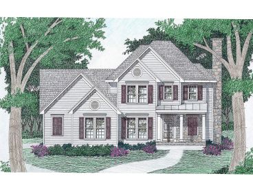 Affordable House Plan, 045H-0040
