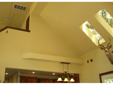 home plans with vaulted ceiling
