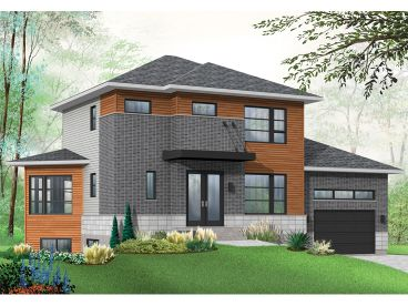 Multi-Generational Home, 027M-0068