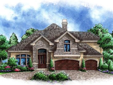 European House Design, 037H-0145
