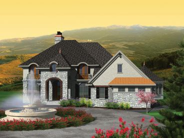 Premier Luxury Home, 020H-0307