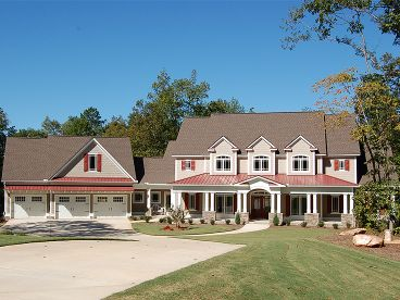 Country Home Photo, 019H-0034