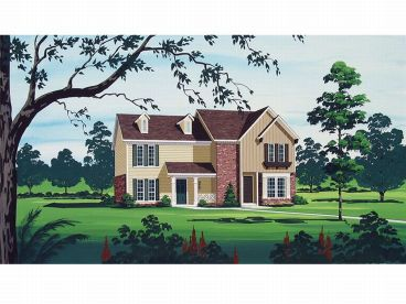Multi-Family Home Plan, 021M-0011