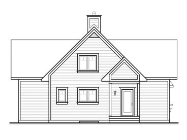 Plan 027h 0073 find unique house plans home plans and for Front view of a house plan