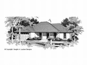 Small House Plan, 004H-0034