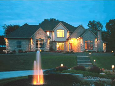 European Home Plan, 031H-0080