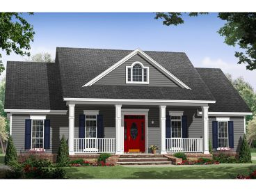 Affordable House Plan, 001H-0226