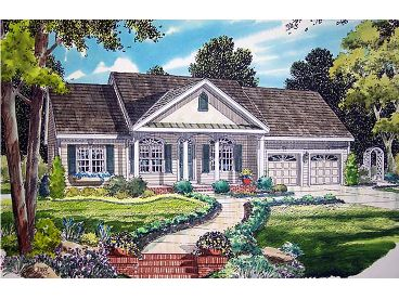 1-Story House Plan, 047H-0026