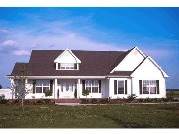 Family House Plan, 059H-0015