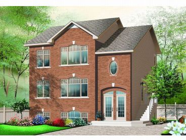 Multi-Family Plan, 027M-0022