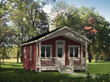 Tiny House Plans | The House Plan Shop