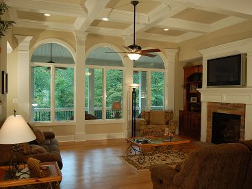 Family Room Photo, 019H-0034