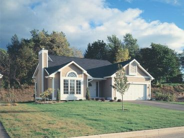 House Plan Photo, 022H-0003