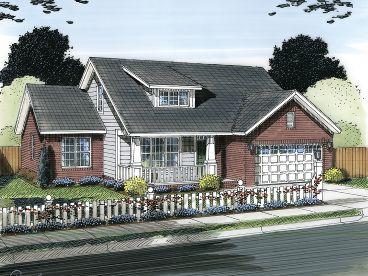 Family House Plan, 059H-0138