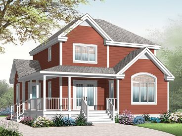 Small Country House, 027H-0278
