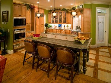 Kitchen Photo, 053H-0001