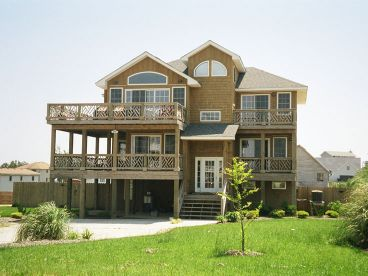 Coastal House Photo, 041H-0006