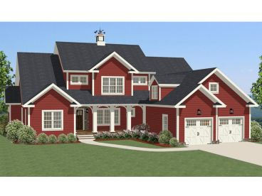 Country House Plan, 067H-0035