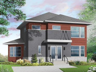 Contemporary House, 027H-0300