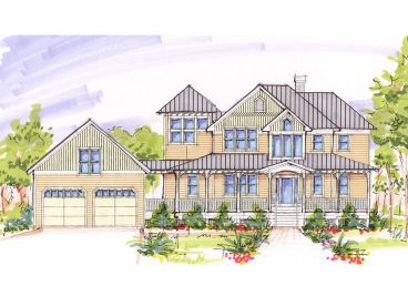 Country Home Plan, 041H-0093
