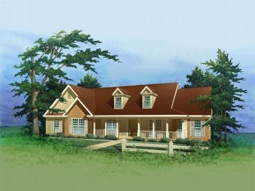 Country Home, 019H-0139