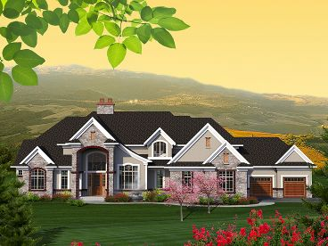 Premier luxury Home, 020H-0372
