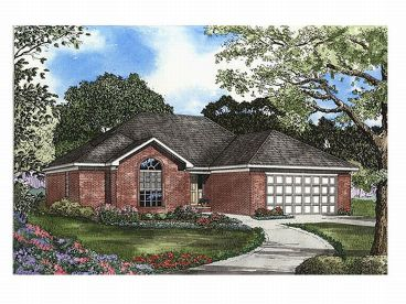 Small House Plan, 025H-0104