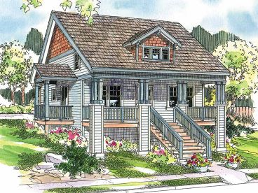 Affordable House Plan, 051H-0144