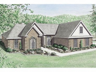 Affordable House Plan, 011H-0003