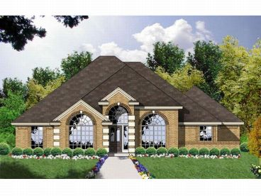 Affordable Home Plan, 015H-0058