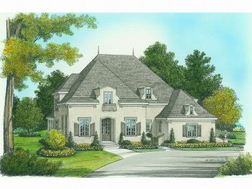European Luxury House, 029H-0090