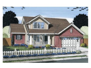 Affordable Home Plan, 059H-0141