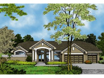 Florida Home Design, 043H-0148