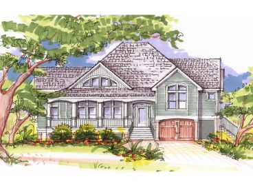 Country Home Design, 041H-0101
