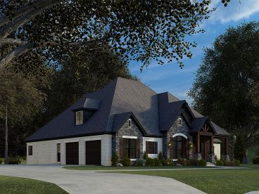Family House Plan, 074H-0137