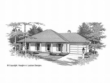 Small Home Plan, 004H-0041