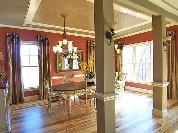 Dining Room Photo, 053H-0010